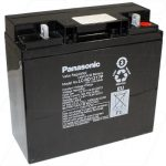 Panasonic 17Ah Gel Cell Battery 28Ah Gel Cell Battery Part # LC-RD1217P / LC-X1228P
